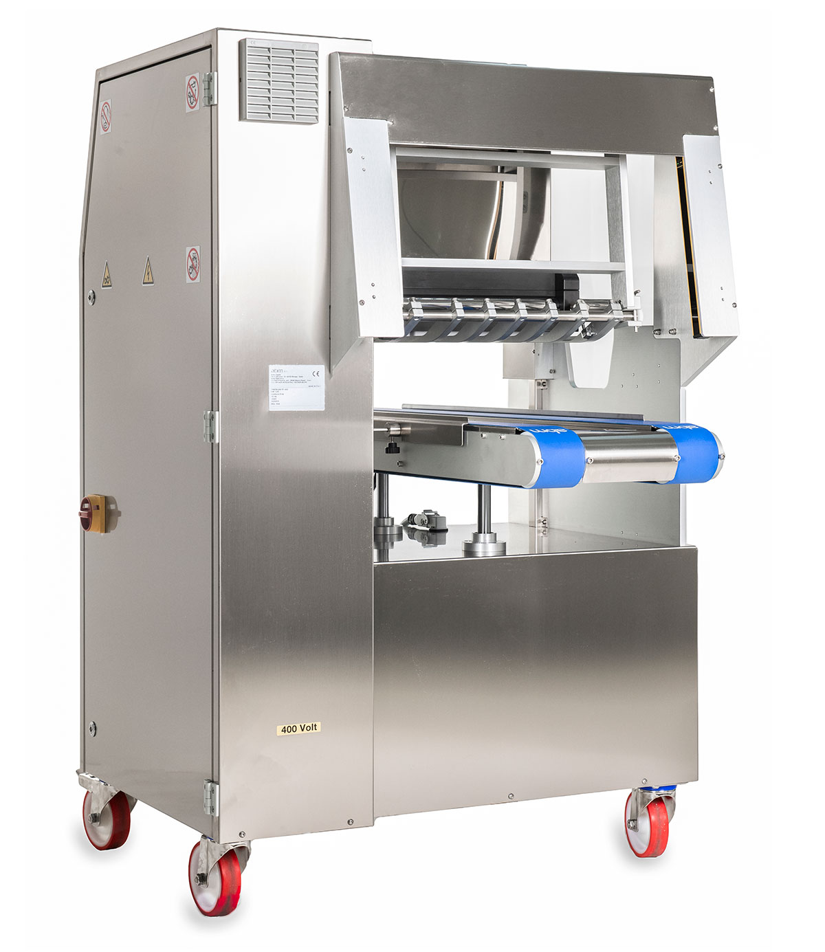 Colatrice biscotti premium Tf400 side b